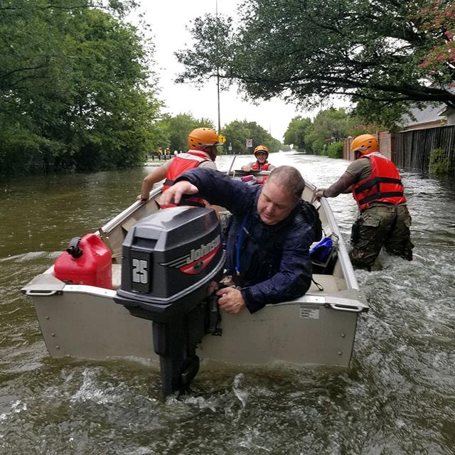 Relief for Hurricane Harvey
